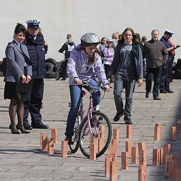 Zwycięzcy turnieju dostali rowery górskie