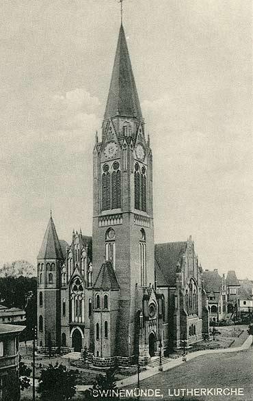 Rozbiórka kościoła Marcina Lutra ( 1 )