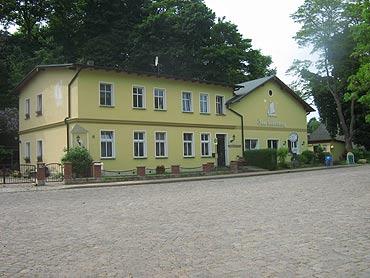 Rybacka wieś Kamminke