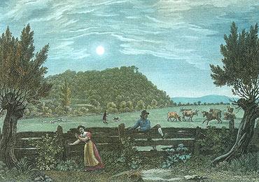 Wzgórze Golm koło Kamminke