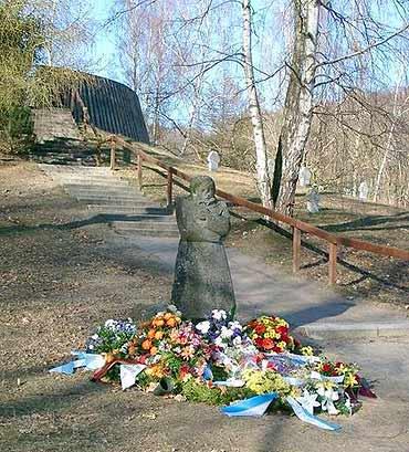 Wojenny cmentarz na Golmie (2)