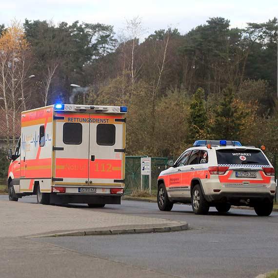 Prawdziwa rewolucja w ratownictwie medycznym! Do polskich pacjentów przyjadą niemieckie karetki!