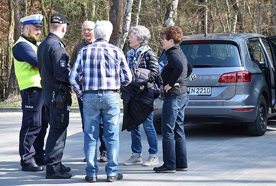 Wspólne patrole Policji polskiej i niemieckiej w Świnoujściu
