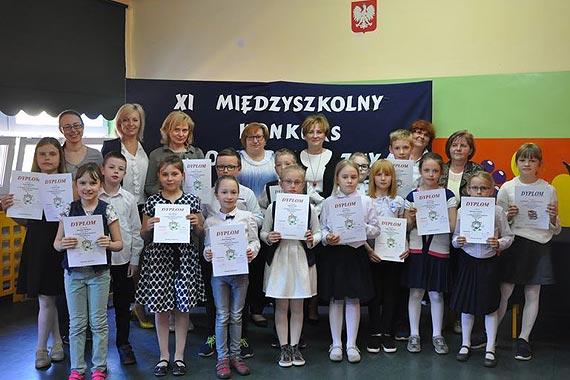 XI Międzyszkolny Konkurs Ortograficzny