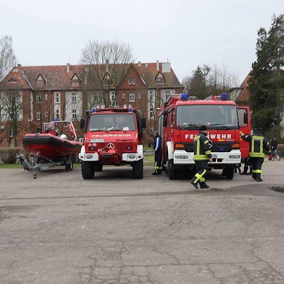 Strażacy sercem z orkiestrą ale występować mogą sąsiedzi z Niemiec