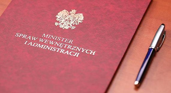 List ministra Mariusza Kamińskiego do Funkcjonariuszek i Funkcjonariuszy Policji