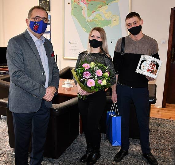 Rodzina repatriantów z Kazachstanu zamieszkała w Świnoujściu