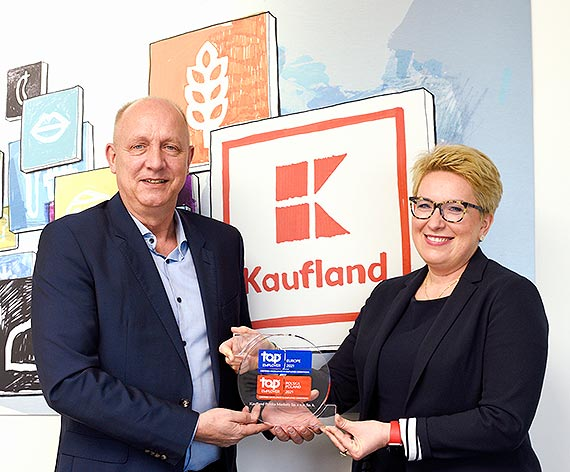 Top pracodawca w Polsce i Europie – Kaufland wyróżniony przez Top Employers Institute