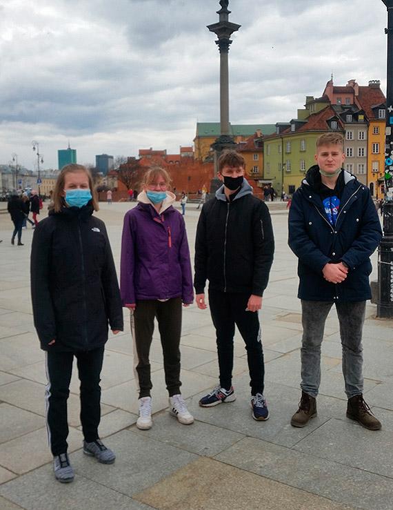 Puchar Polski Juniorów w Warszawie z udziałem ULKSW Pomorze Świnoujście