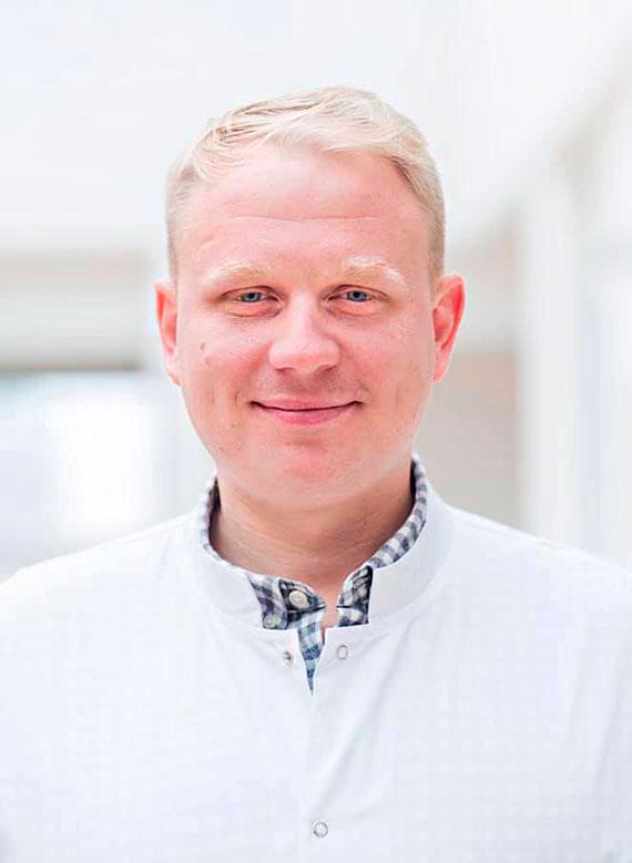 Urolog dr Mateusz Czajkowski dołączy do załogi naszego szpitala