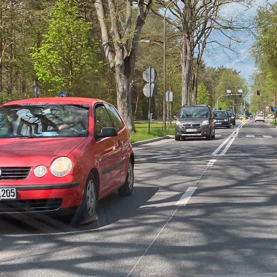Zachodni sąsiedzi mogą już jechać do Polski. Na ulicach ruch większy, parkowanie znów jest problemem