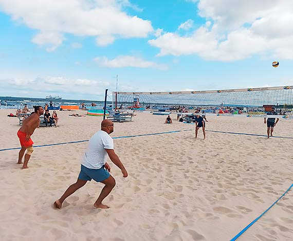 Podsumowanie II Wakacyjnego Turnieju Siatkówki Plażowej