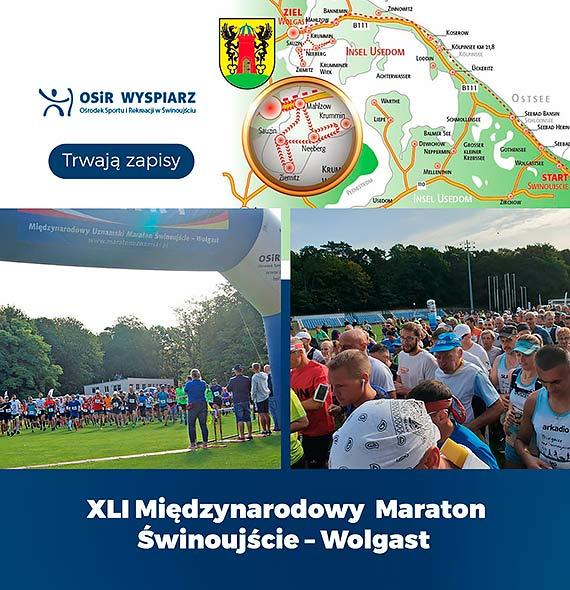 Zaaproszenie do udziału w Maratonie w dniu 4 września 2021r