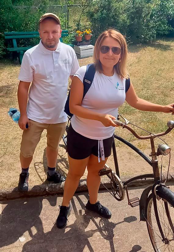Powiat Gryfiński liderem turystyki rowerowej?