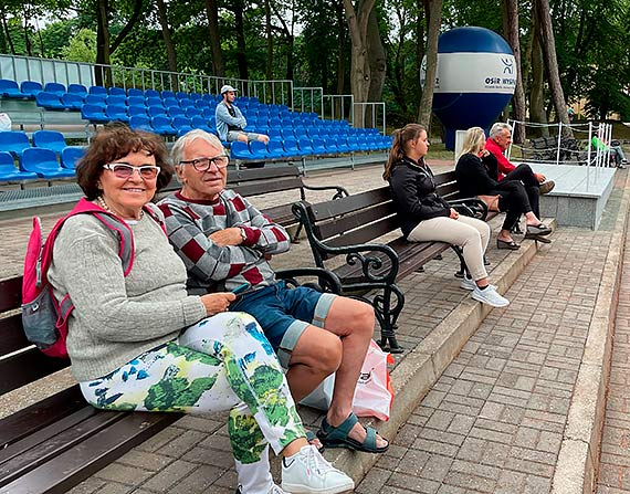Ruszył międzynarodowy turniej tenisowy Babolat ITF Seniors