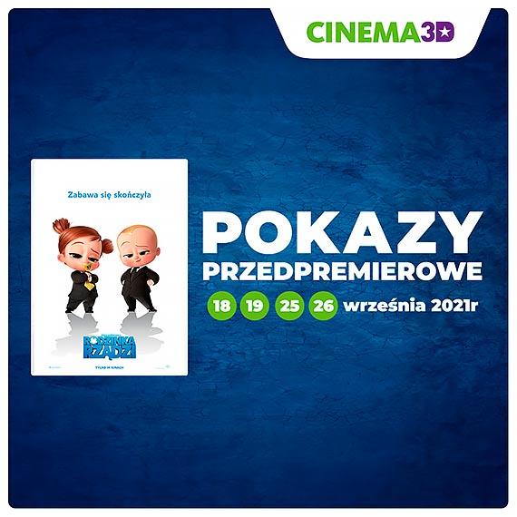 """""""Rodzinka rządzi"""" przedpremierowo w Cinema3D!"""