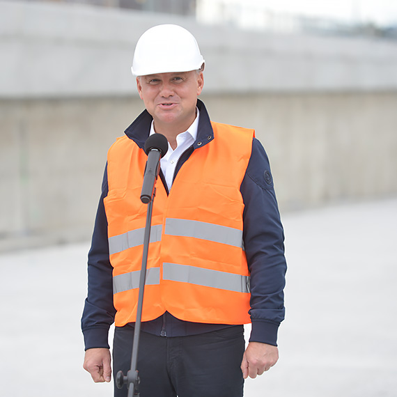 Prezydent Andrzej Duda o tunelu: To epokowe wydarzenie mające wymiar symboliczny. Zobacz film!