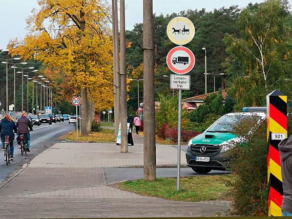 Wrócą kontrole na granicy polsko - niemieckiej?